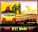 2005 AYF Adler Award Best Black German Media NGO