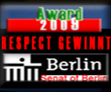 2009 RESPEKT Media Award Senate of Berlin