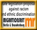 Landesaktionsplan gegen Rassismus und ethnische Diskriminierung Koordination Kultur Medien im Auftrag des Migrationsrates Berlin Brandenburg