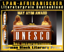 May Ayim Award Erster Panafrikanischer Literaturpreis Deutschland – The 1st PANAFRICAN International Black German Literature Award